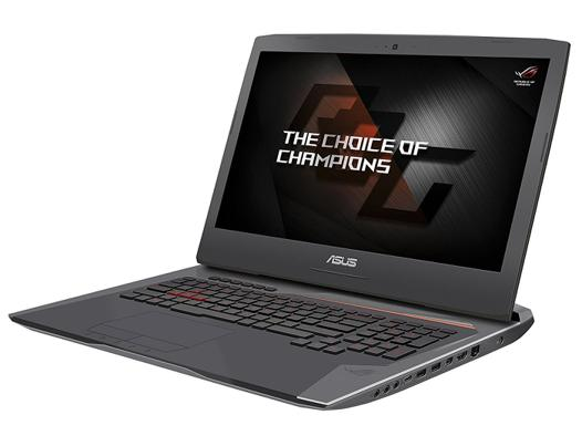 test laptop asus