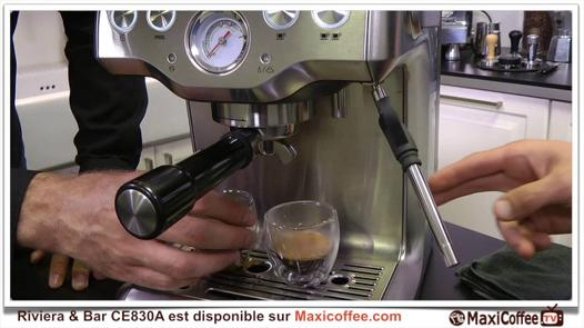 test machine expresso
