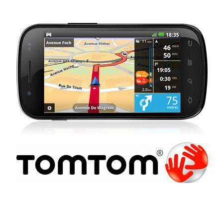 tomtom pour android