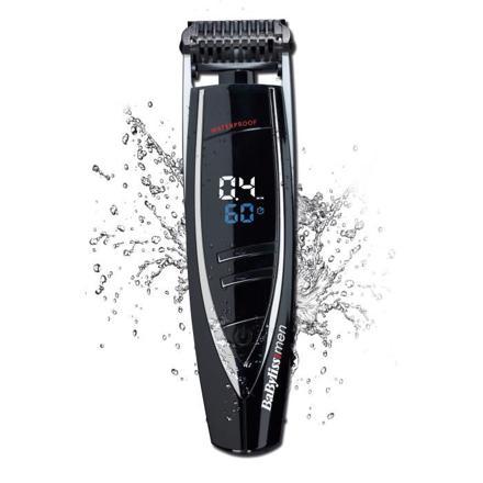 tondeuse barbe waterproof
