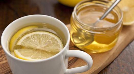 toux miel citron