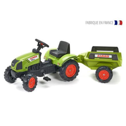 tracteur claas enfant