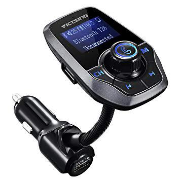 transmetteur fm bluetooth iphone