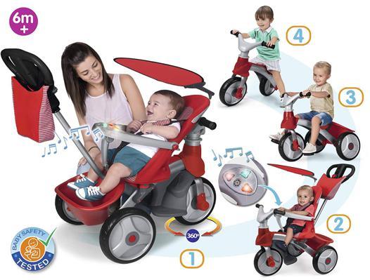 tricycle feber 4 en 1