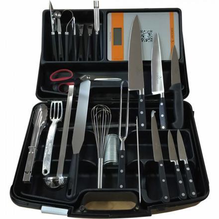 trousse couteaux cuisine professionnel