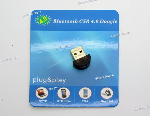 usb bluetooth dongle 4.0