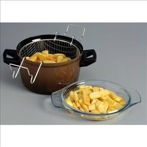 utilisation friteuse