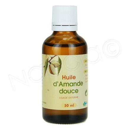 utilisation huile d amande douce
