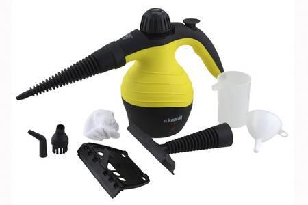 utilisation nettoyeur vapeur