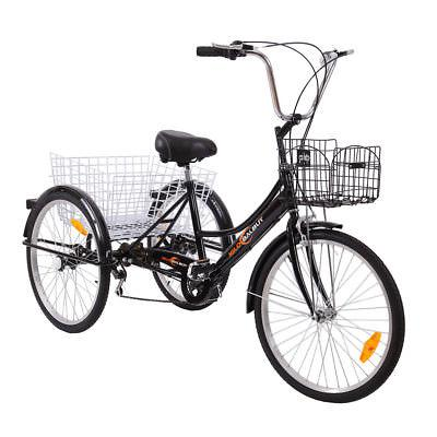 velo 3 roues pour adulte
