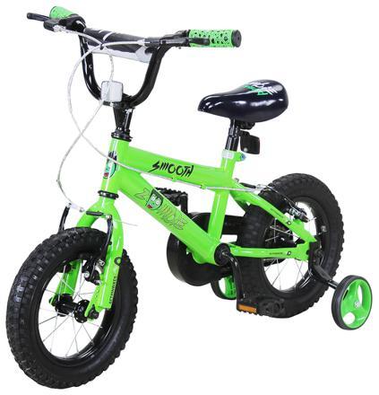 velo enfant vert