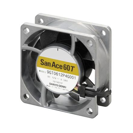 ventilateur axial haute température