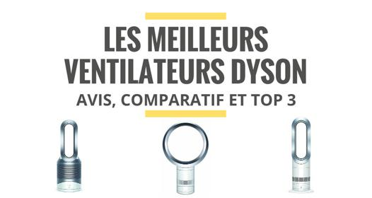 ventilateur comparatif