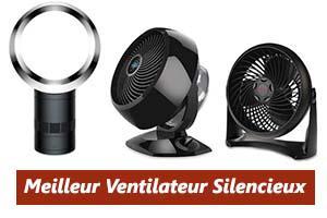 ventilateur super silencieux