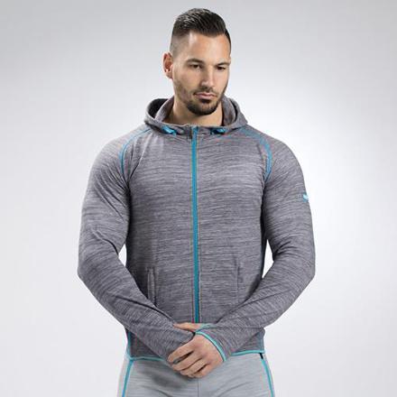 veste fitness homme