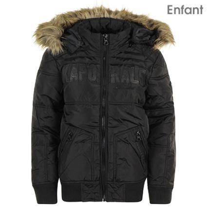 veste kaporal enfant