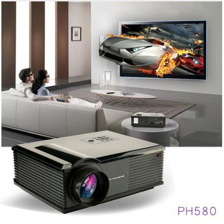 vidéo projecteur hd