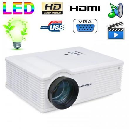 videoprojecteur led full hd 3000 lumens