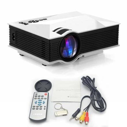 videoprojecteur led wifi