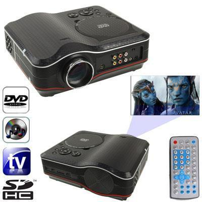 videoprojecteur tuner tv