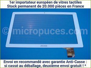 vitre pour tablette archos
