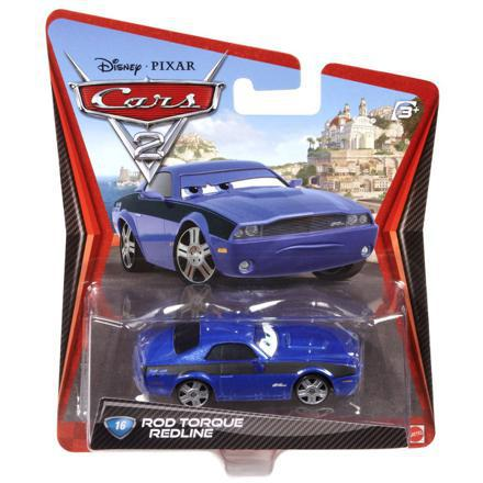 voiture cars 2 jouet