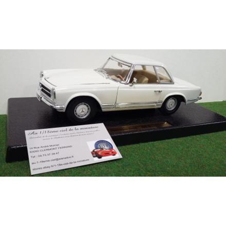 voiture de collection miniature 118
