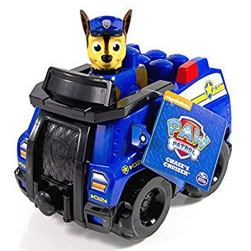 voiture pat patrouille