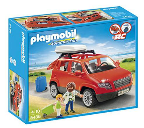 voiture rouge playmobil