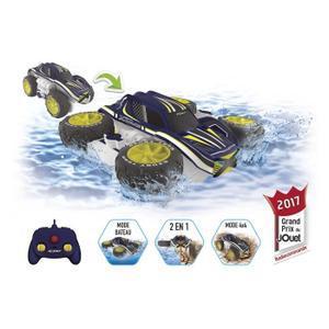 voiture télécommandée qui va dans l eau