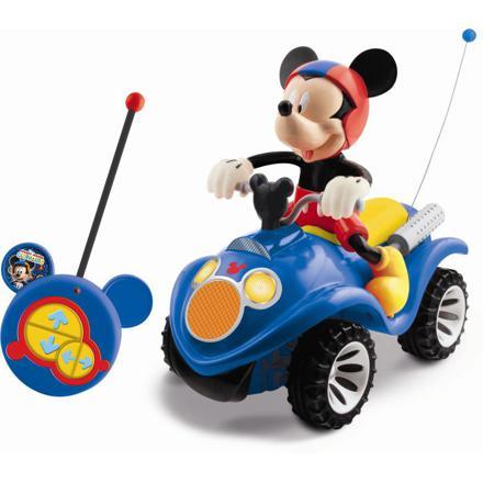 voiture teleguide mickey