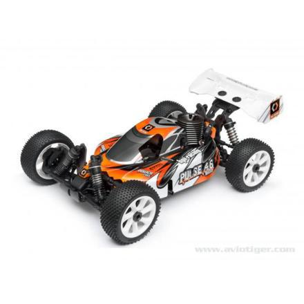 voiture thermique 1 8 buggy