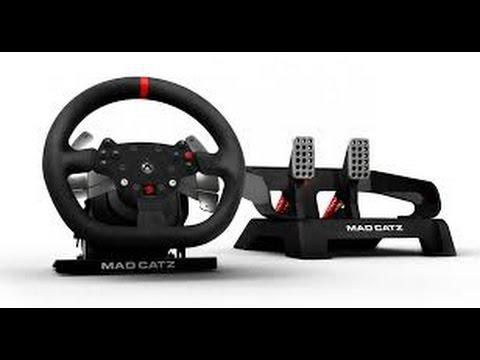 volant mad catz xbox one