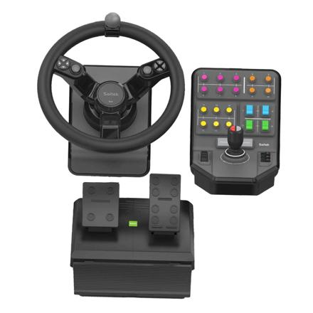 volant pc farming simulator