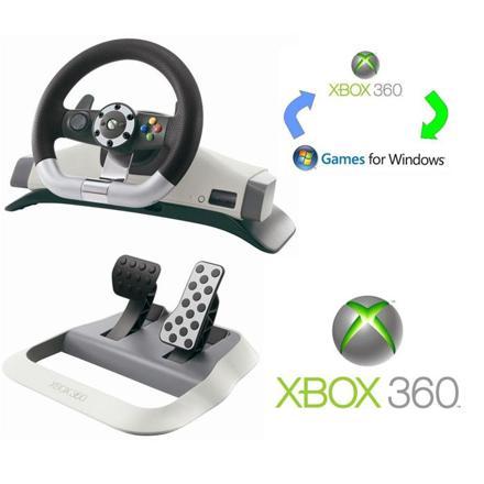 volant xbox 360