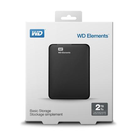 wd elements 2t