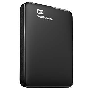 western digital elements portable disque dur externe portable 2 5