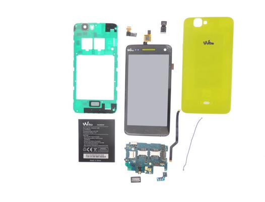 wiko pieces detachees