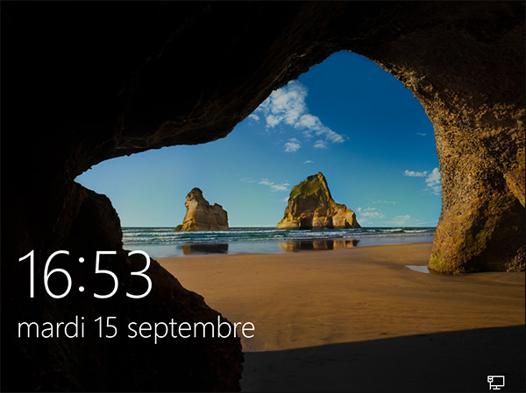 windows 10 ecran veille