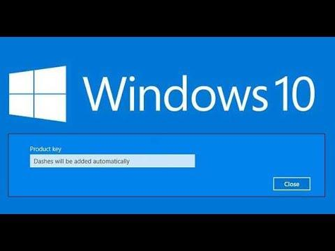 windows 10 pro cle