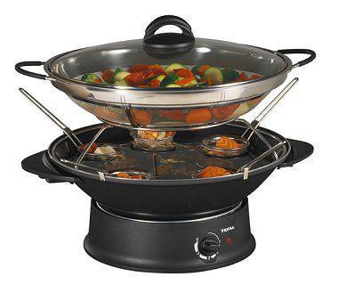 wok fondue