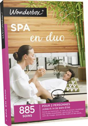 wonderbox spa en duo