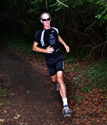 x bionic running