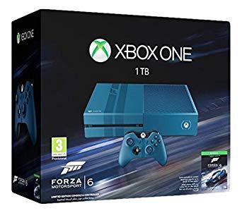 xbox one bleu