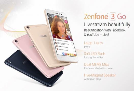 zenfone 3 go